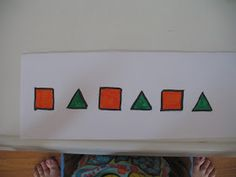 we can do all things: Pattern Blocks and Preschoolers