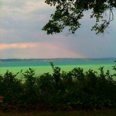 Torch lake rainbow 2012