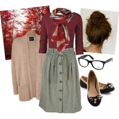 Office outfit idea