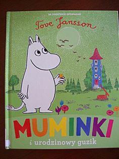 muminki1 300x400 Muminki dla młodszych: Muminki i urodzinowy guzik