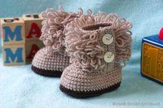 hačkované topánočky :)