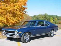 1970 Chevy Nova SS 396