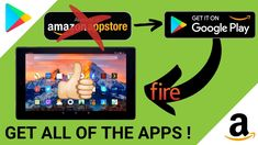 How to Download Google Play Store on Amazon Fire Tablet (2020) EASY Amazon Fire Tablet, Tablet 7, Kindle Fire Apps, Smart Home Technology, Alexa Voice, Easy Youtube, Google Play, Store