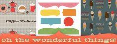 Oh the Wonderful Things - Freebie Design Resources Roundup - StarSunflower Studio