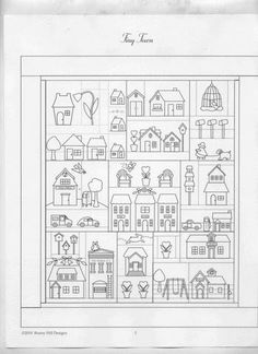 Tiny_town - Ludmila2 Krivun - Picasa Webalbums