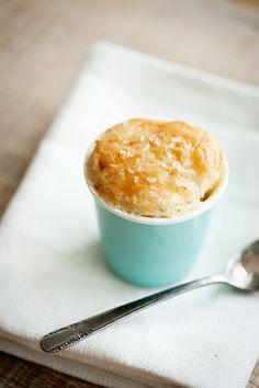 Mini chicken pot pies. Comfort + party food.