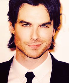 Ian Somerhalder...I may have pinned this already but I can't help it..I LOVE HIM