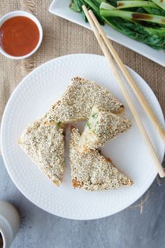 Skip out on takeaway and try making these awesome Pork and Prawn Sesame Toasts at home.