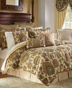 Quilts, Bedspreads & Coverlets Candid Lavish Home Athena Embroidered Full/queen Quilt Set In White/brown Can Be Repeatedly Remolded.