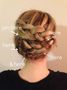 Wow the crowd at any holiday party with this fun and easy snake braid.