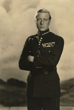 """Duke of Windsor/••••handsome young man, willing to serve his country, but refusing to be told how to live his life. His man or no way!  """"They're just angry in the moment, but they'll come around and accept Wallis. They'll learn to love her like I do."""""""