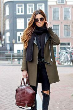 Negin Mirsalehi: Most Promising Blogger   Fashion Inspo