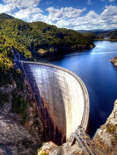 gordon dam australia - Google Search