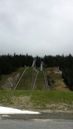 Olympic park whistler Canada