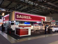 ITMA 2015 - SAURER - Progettazione e realizzazione dell'allestimento dello stand. Photo by honegger