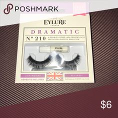 I'm selling brand new black eyelashes Very good for parties and events Eylure Makeup
