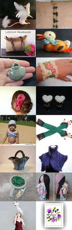 JUNE 8 by Sweeping Girl on Etsy--Pinned+with+TreasuryPin.com