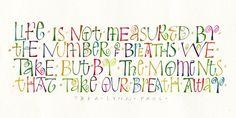 Calligraphy - Thea Lynn Paul