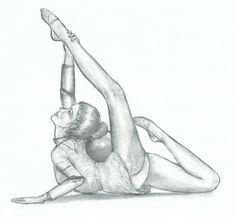 New dancing girl sketch ballerina drawing ideas Ballerina Drawing, Dancer Drawing, Ballet Drawings, Dancing Drawings, Sports Drawings, Cool Art Drawings, Pencil Art Drawings, Art Drawings Sketches, Easy Drawings