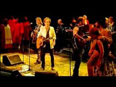 That was yesterday: Keith Richards and Friends - Wild Horses, live 200...