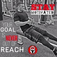 ...it's all about moving forward and staying dedicated!