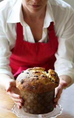 Panettone – The Sweet, Fruit Studded Christmas Bread! | Artisan Bread in Five Minutes a Day