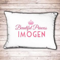 28 Best Personalised Pillow Case images | Personalized