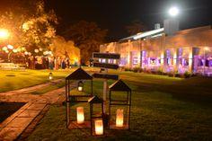 Casamiento de noche en Quinta El Tata!