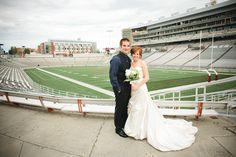 Washington State University's Martin Stadium from Pullman & Portland Wedding Photographer   Branden Harvey