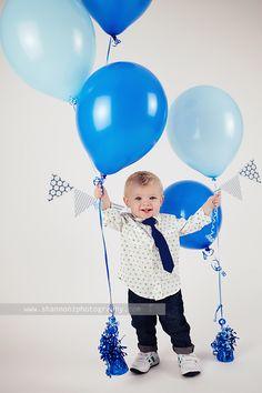 Baby First Birthday Photo Shoot Boy Balloons 58 Trendy Ideas 1st Birthday Photoshoot, Baby Boy 1st Birthday, First Birthday Photos, Birthday Pictures, First Birthday Parties, First Birthdays, Birthday Cakes, Birthday Ideas, Balloons Photography