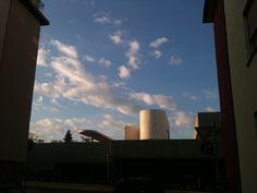 Darmstadt in the Sun
