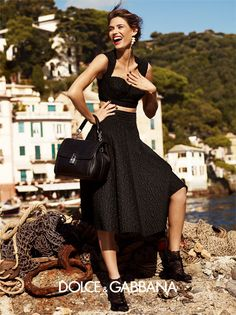 D & G's spring 2012 campaign is amazing