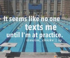 True very very true....or at a meet