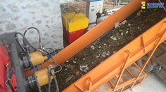 Enerpat Heavy Duty Shredder,huge waste shredder