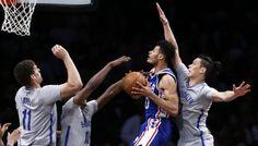 Timothé Luwawu-Cabarrot brille au Barclays Center -  Avec seulement 9 joueurs actifs, Philadelphie s'impose 106-101 sur le parquet des Nets pour une 28e victoire cette saison. Les voilà devant les Knicks au classement ! Dario Saric, meilleur… Lire la suite»  http://www.basketusa.com/wp-content/uploads/2017/03/tlc-nets-570x325.jpg - Par http://www.78682homes.com/timothe-luwawu-cabarrot-brille-au-barclays-center homms2013 sur 78682 homes #Basket