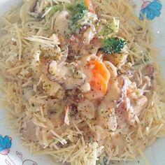 レシピとお料理がひらめくSnapDish - 17件のもぐもぐ - Pasta in Carbonara sauce by lynnlicious