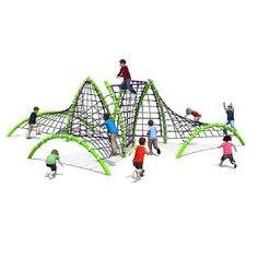 UL-X17 | Outdoor Commercial Playground Equipment
