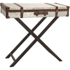 Dawson Trunk Console Table