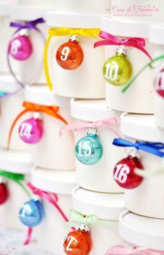 Adventskalender No. 12 I Adventcalender I Candy Land I Casa di Falcone