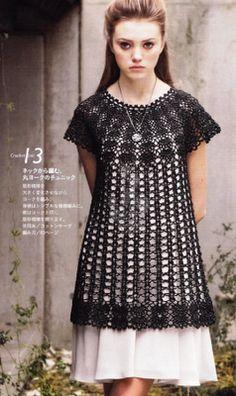 Big Pufana's Creations: Freja Moon dress