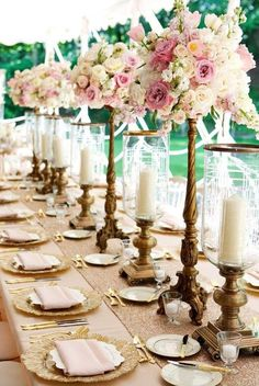 Wedding reception centerpiece idea; Featured Photographer: Bob & Dawn Davis Photography and Design