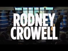 """Rodney Crowell & Elizabeth Cook """"Famous Last Words Of A Fool"""" - she's funny as hell on her Sirius show, she can sing, pretty as can be, and she loves cats and Gene Watson. I think she's purrfect. LOL"""