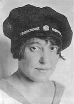 Varvara Stepanova (1894 -1958), russian artist