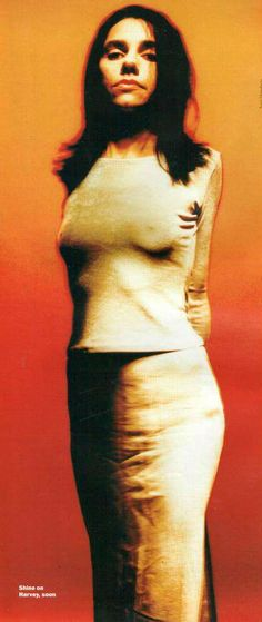 PJ Harvey .she's very  much a sexy pants