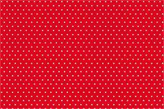 Convite, Moldura e Cartão Poá Vermelho e Listras Amarelo: