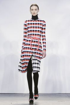 Tanya Taylor Ready To Wear Fall Winter 2015 New York