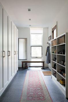 Maximal storage in this closet space   Lischkoff Design