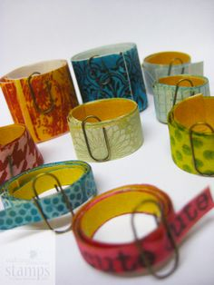 Waltzingmouse Makes...: ...Monday morning Make...DIY Washi Tape Challenge?