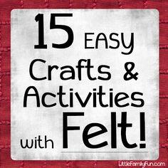 15+ creative ways to use Felt!
