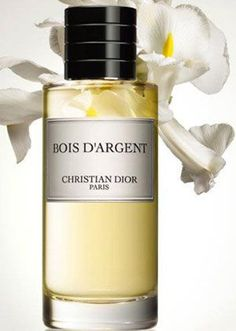 ♔ 'Bois D'Argent' ~ by Dior is a Woody Chypre fragrance